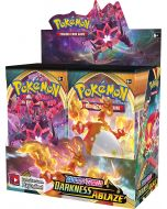 360 Pokémon Cartes, JCC Pokémon : Épée et Bouclier – Ténèbres Embrasées