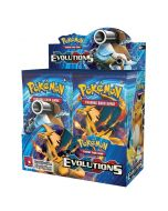360 Cartes, JCC Pokémon : XY Evolutions