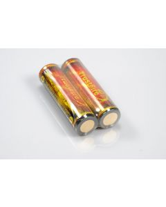 TrustFire Protected 18650 Batterie rechargeable Li-ion 3000mAh (1 paire)