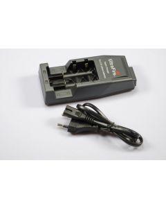UltraFire WF-139 chargeur pour Batteries de Lithium rechargeables 18650/CR123A/14500