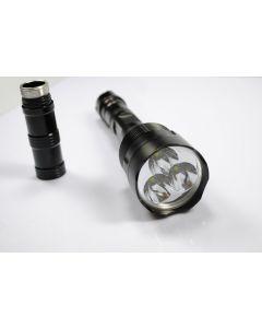 Trustfire TR-3T6 3 * (CREE XM-L T6) 3800 Lumen LED lampe de poche (10 pcs)