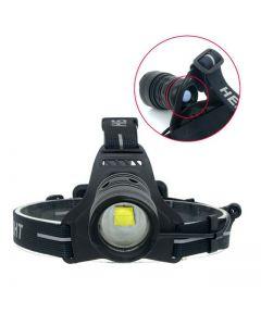CRIS XHP70 30W phare Led projecteur 6800lm zoom lampe frontale
