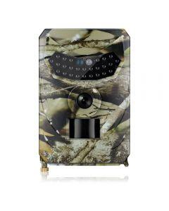 PR-100 Night Vision Caméra de chasse numérique Trappe Caméra d'essai 26pcs infrarouge LED120 degré 12MP Caméra sauvage