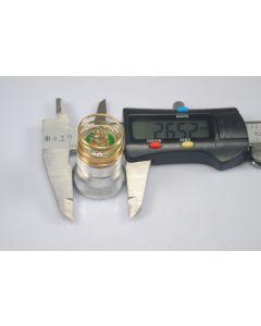 SSC P7 900 Lumens 2.7 ~ 4.2V 5-Mode 26.5mm OP