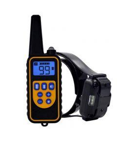 2020 NOUVEAU chien Dispositif d'entraînement Bark Control Collier Chien Vibration Télécommande Dog Drive Ultrasonic Electronic Collar Double Vibration