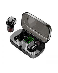 Touch Control TWS XG23 5.0 Écouteur Bluetooth Headphones sans fil Bluetooth Handfree HIFI STEREO STEREO ETEBUDS Casque avec microphone
