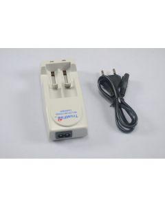Trustfire TR-001 Chargeur multifonctions pour le 10430/10440/14500/16340 / 17670/1850 / 18500 BOURDIES