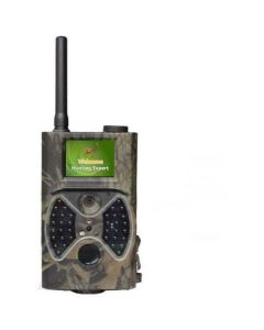 HC-300M 12MP 1080P Night Vision Hunting Traps GPRS Scoutisme infrarouge pour caméra de chasse à sentier