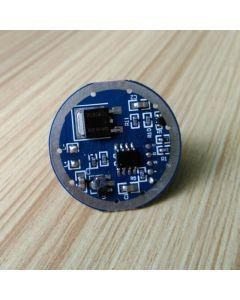 Conducteur à LED pour lampe de poche Ultrafire 18T6 LED