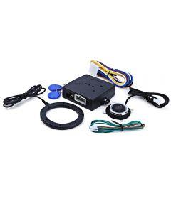 Auto Auto Alarm Entraînement de voiture Bouton de démarrage RFID Serrure de verrouillage RFID Entrée sans clé Start Système anti-vol d'immobilisation