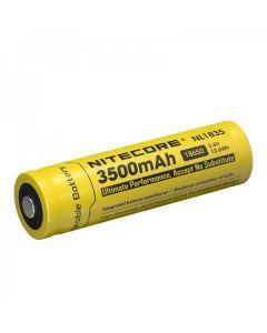 NITECORE 18650 NL1835 3500 36V 12,6Wh li-ion batterie rechargeable