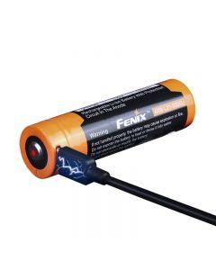 Fenix Arb-L21-5000U USB Rechargeable 21700 Li-ion Batterie