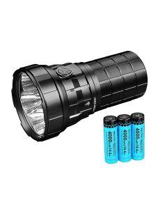 Imalent r60c 1038 mètres USB LED lampe de poche 18000 lumens haute lumière puissante imperméable avec 21700 batterie