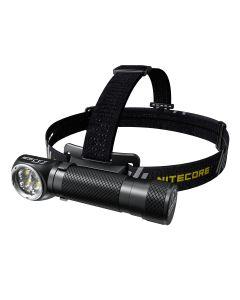 Nitecore HC35 4 x CREE XP-G3 S3 LED 2700 Lumens 4 mètres 21700 batterie USB Lampe frontale rechargeable