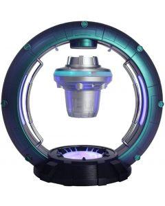 Haut-parleur à lévitation magnétique, haut-parleur flottant à rotation Haut-parleur Bluetooth portable Cool Creative Art Design Haut-parleur Bluetooth en lévitation
