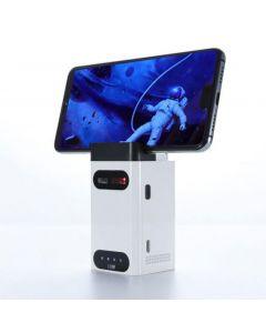 Bluetooth Virtual Laser Clavier sans fil Mini clavier portable pour ordinateur portable avec la fonction de souris