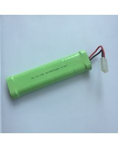 Batterie rechargeable, NI-MH 2500MAH 9.6V