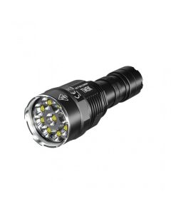 NITECORE TM9K 9X CREE XP-L HD V6 9500 Lumen Lampe de poche à LED rechargeable USB-C