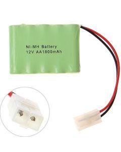 Batterie rechargeable NI-MH AA 12V 1800mAh