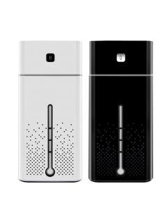 Humidificateur d'air de 1000 ml Humidificador Diffuseur Diffuseur Air Purificateur Brouillard Ménage Distribable Fog Quantité Grande Capacité Home Voiture