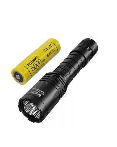 Nitecore I4000R 4 x LED CREE XP-L2 V6 4400 Lumens 21700 Batterie