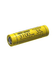 Nitecore IMR18650 3100MAH 35A Batterie rechargeable -1PC
