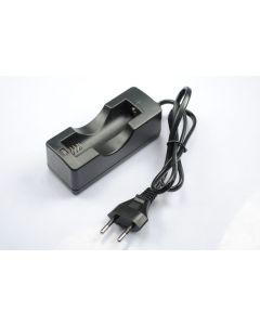 Single 18650 rechargeable Chargeur de batterie