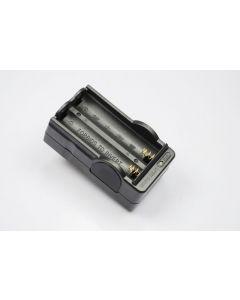 OEM numérique chargeur de batterie pour Batteries rechargeables 2 x 18650