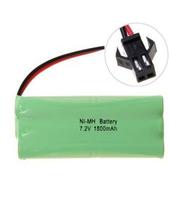 Batterie rechargeable NI-MH AA 1800MAH 7,2V , SM
