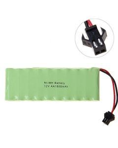 Ni-MH AA Big SM Bouquet de batterie 12V 1800mAh