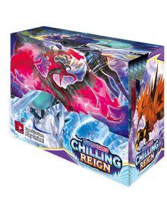 360pcs Pokémon TCG: Épée et Bouclier Chilling Reign Booster Présentoir Collection Jeu de Cartes Jouet Enfants Cadeau