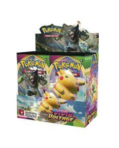 360 Cartes, JCC Pokémon : Épée et Bouclier – Vivido Voltage Éclatant
