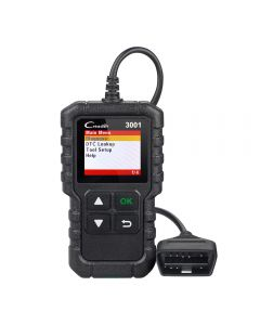 LANCEMENT X431 CR3001 Voiture Plein OBD2/EOBD Lecteur de Code Scanner Automobile Professionnel OBDII Outils De Diagnostic