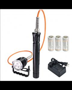 ARCHON II de 30 dirhams & WH36 II 3 * CREE XM-L2 U2 3-Modes 3600-Lumes 0m LED cuve plongée lumière