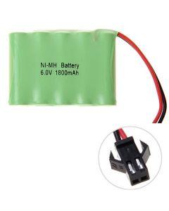 NI-MH AA 1800MAH 6V big sm Batterie batterie