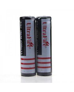 Batterie Li-Ion de Ultrafire BRC 4200mAh 3.7v 18650
