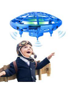 Jouets à billes volantes UFO, gravité défiant la suspension à la main jouet hélicoptère à suspension à commande infrarouge