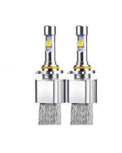 Phare de voiture Super Bright H4 H7 CREE XHP70 58W 6900LM Ampoules de voiture LED (1 paire)