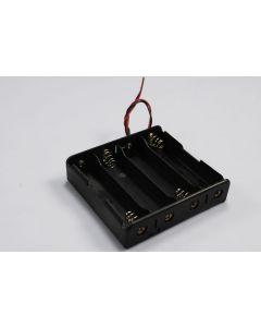 Boîte de bricolage batterie pour batterie 4 * 18650