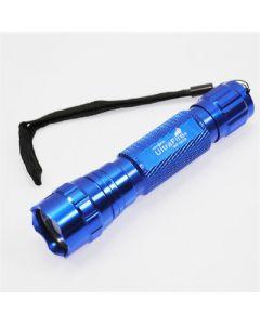 Blue Ultrafire WF-501B CREE XM-L U2 1300 Lumen 5 modes Lampe de poche à LED blanc froid