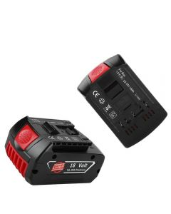 Batterie rechargeable 2020 18V pour le remplacement portable Bosch 18V Batterie pour Bosch Bat609