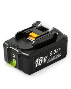 Nouveau remplacement Makite 18V Lithium Haute demande 4.0AH Batterie rechargeable pour Milwaukee BL1840 BL1860 Batter