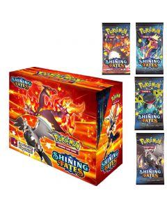 2021 NOUVEAU 360 Cartes, JCC Pokémon : Destinées Radieuses