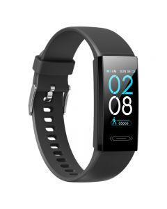 V100s bracelet intelligent température corporelle de la pression artérielle arrière-plan de la fréquence cardiaque de moniteur de tracker de fitness tracker électronique bracelet