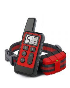 NOUVEAU Collier d'entraînement de chien rechargeable imperméable à l'eau à distance électrique chien choc collier avec vibration beep formation collier de chien électronique
