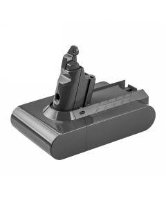 Batterie 3000MAH 21.6V 3.0 Li-ion pour Dyson V6 DC58 DC59 DC61 DC62 DC74 SV09 SV07 SV03 965874-02 Batterie et 2,2mAh