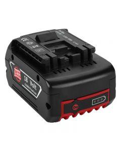 2020 Nouvelle batterie rechargeable 18V pour la sauvegarde de batterie Bosch 18V Remplacement portable pour le témoin BOSCH BAT609