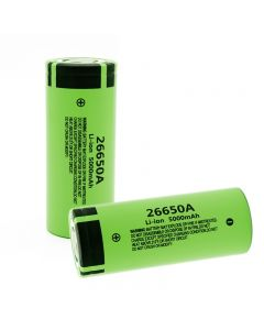 NOUVEAU NOUVEAU NOUVEAU NOUVEAU NOUVEAU NOUVEAU 26650A LI-ION Batteries 3.7v 5000MA Rechargeables