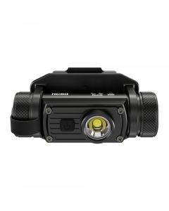 Nitecore HC60M CREE XM-L2 U2 00 Lumens LED USB Rechargeable Headlight With 3400mAh 18650 Batterie
