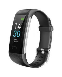 S5 Sports Smart Watch Récompense cardiaque Tendue artérielle et surveillance de la température corporelle IP68 Bracelet imperméable aux hommes et femmes